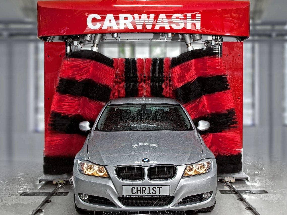 Een jaarlang gratis autowassen bij aankoop van een occasion